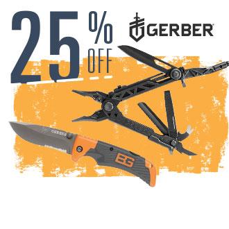 25% Off Gerber
