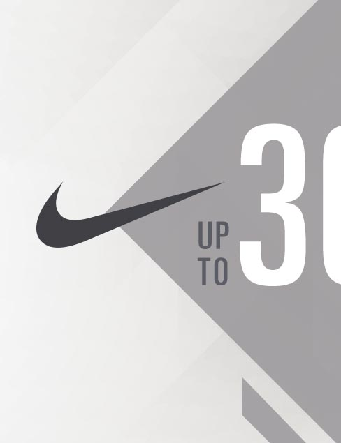 Up To 30% Off Nike