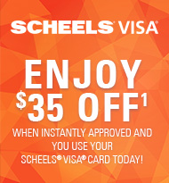 Save with the Scheels Visa
